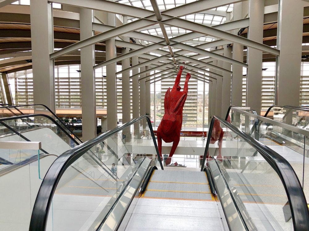 Sacramento International Airport - Terminal B