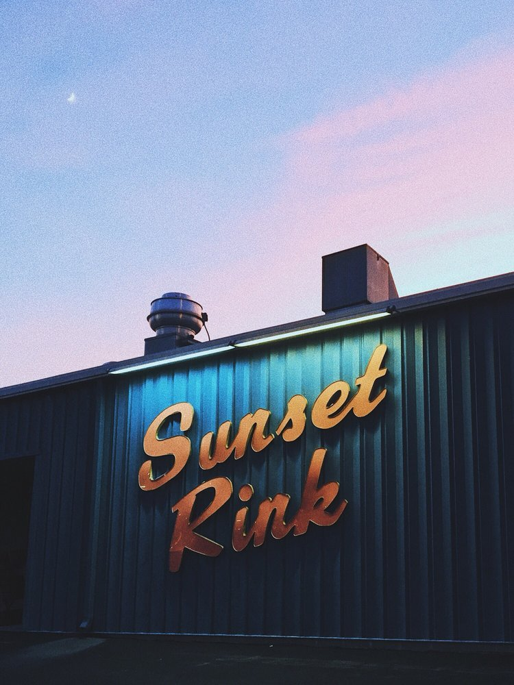 Social Spots from Sunset Rink