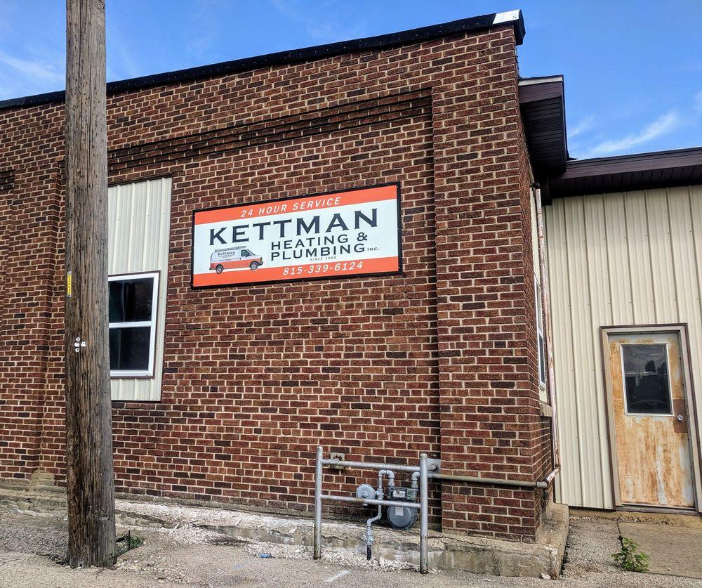 Kettman Heating & Plumbing: 107 E Harrison Ct, Granville, IL