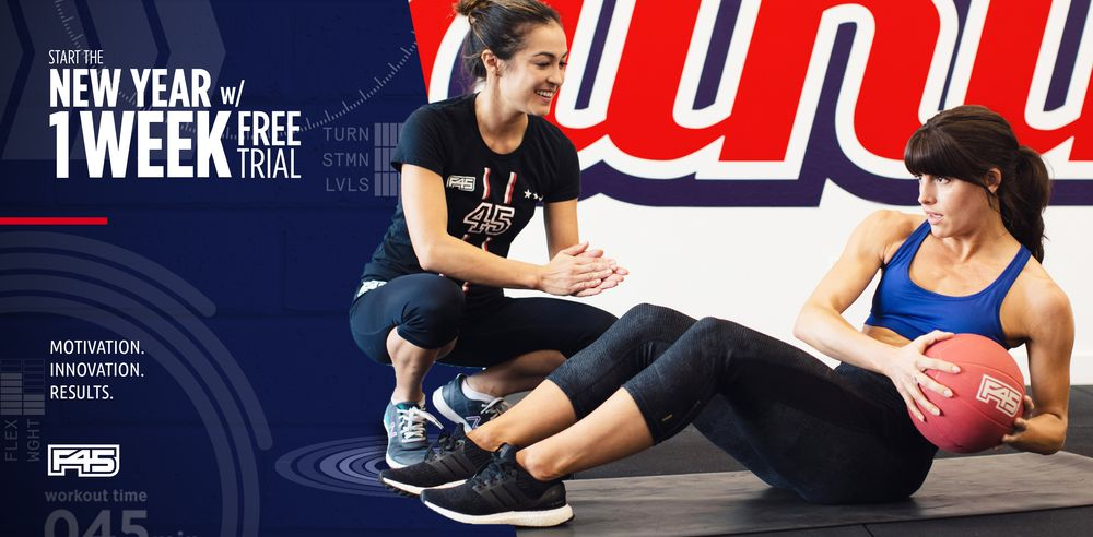 F45 Training Mount Pleasant