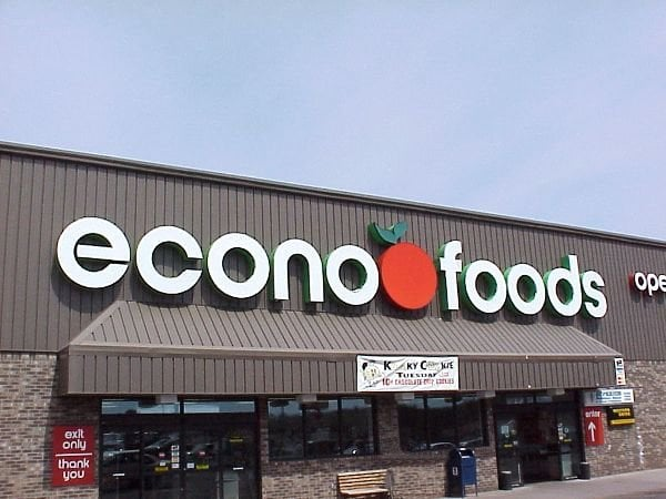 Food from Econo Foods