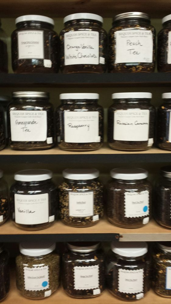Sequim Spice and Tea: 139 W Washington St, Sequim, WA