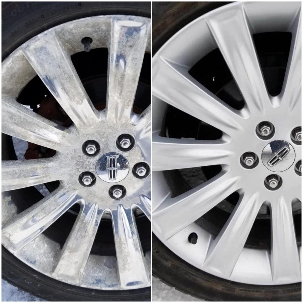 Alloy Wheel Repair Specialists of Eastern Iowa: 850 Robins Rd, Hiawatha, IA
