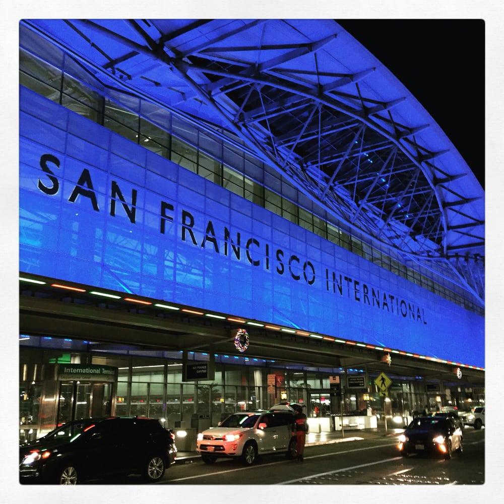 San Francisco: San Francisco International Airport BART Station
