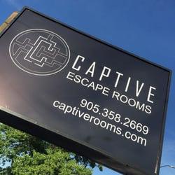 Captive Escape Rooms Escape Games 3413 Wolfedale Rd