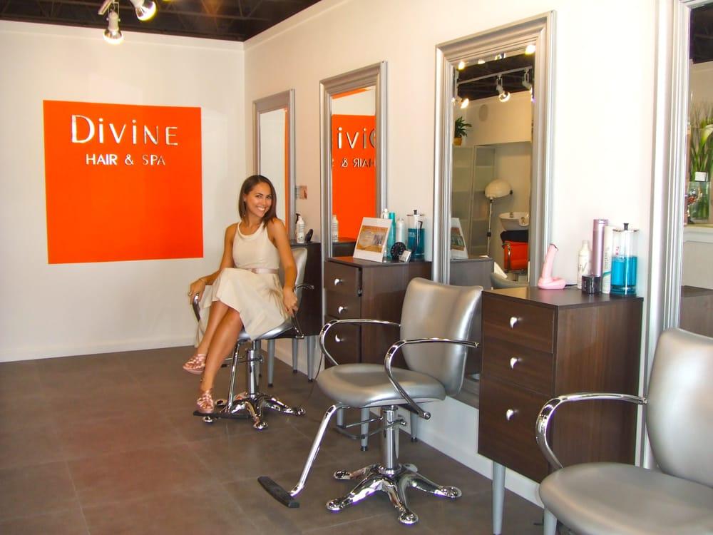 Divine Hair & Spa