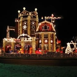 photo of jamaica plain christmas castle jamaica plain ma united states