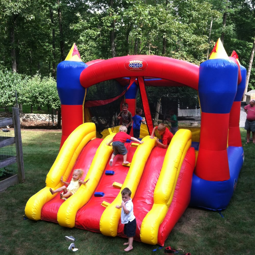 Hip-Hop Bounce Houses: 1224 State Rt 17K, Montgomery, NY