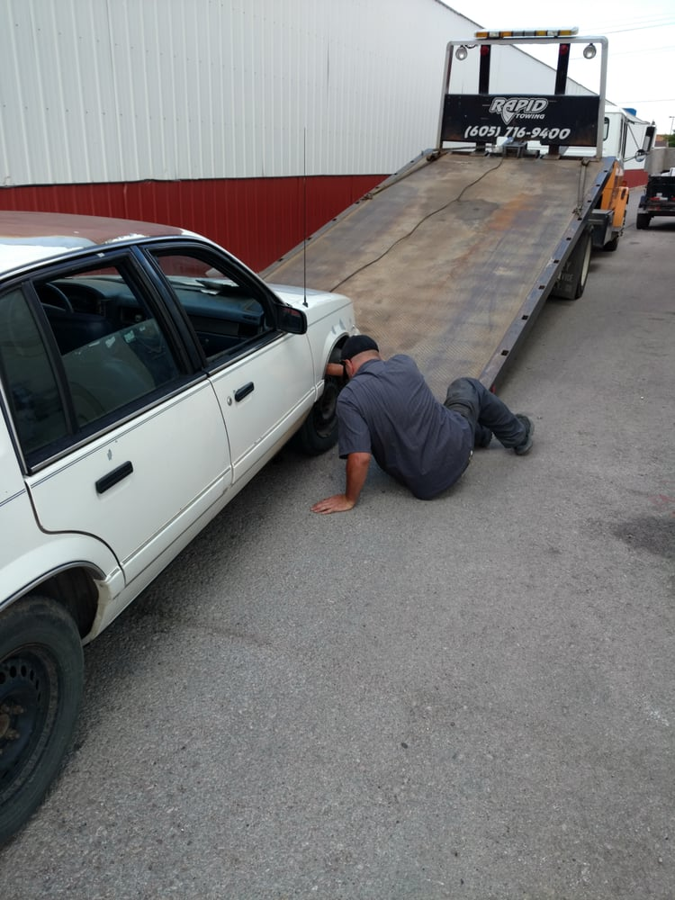 Towing business in Rapid Valley, SD