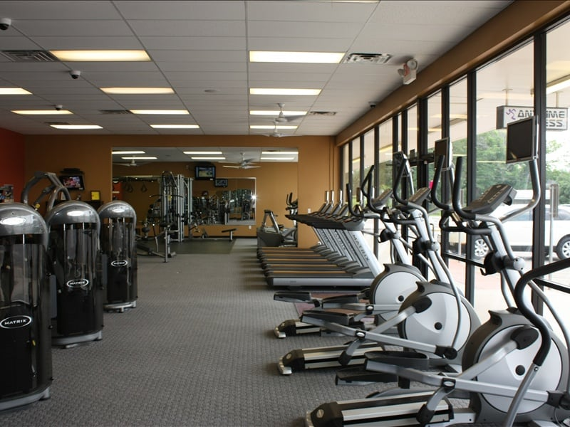 Anytime Fitness: 2351 N Main St, Liberty, TX