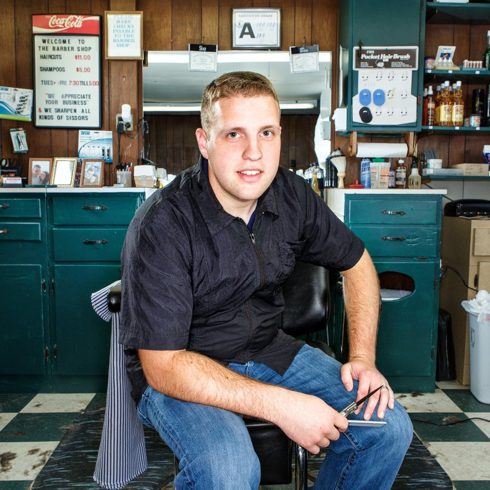 The Barber Shop: 136 Mulberry Pine St, North Wilkesboro, NC