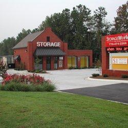 Photo Of Storage World Stockbridge Ga United States