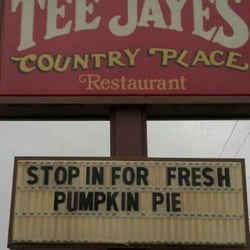 Photo Of Tee Jaye S Country Place Restaurants Columbus Oh United States Always