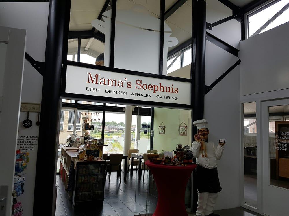 Mama's Soephuis: Alseïdenstraat 20-33, Almere poort, FL