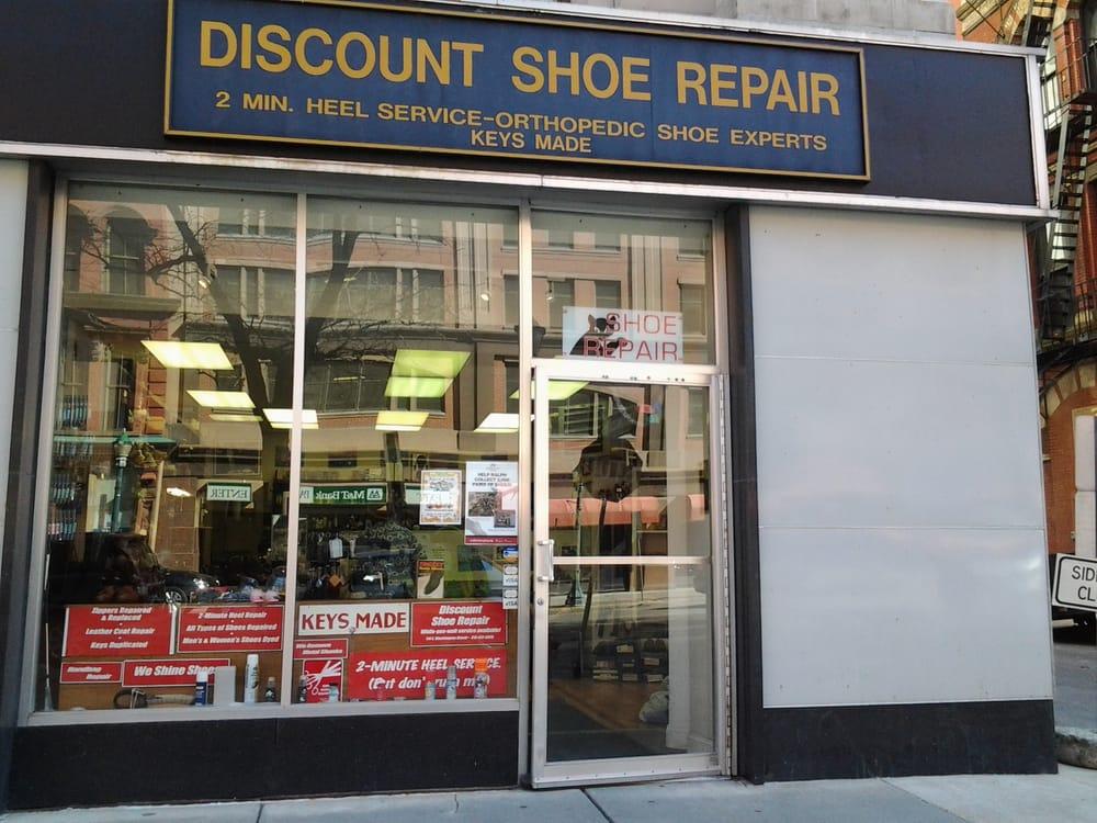 Shoe Repair Syracuse University