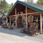 Rustic Photo Of Owls Head Mountain Rustic Furniture   Keene, NY, United  States.
