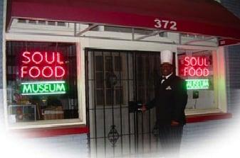 The Soul Food Museum: 372 Auburn Ave NE, Atlanta, GA