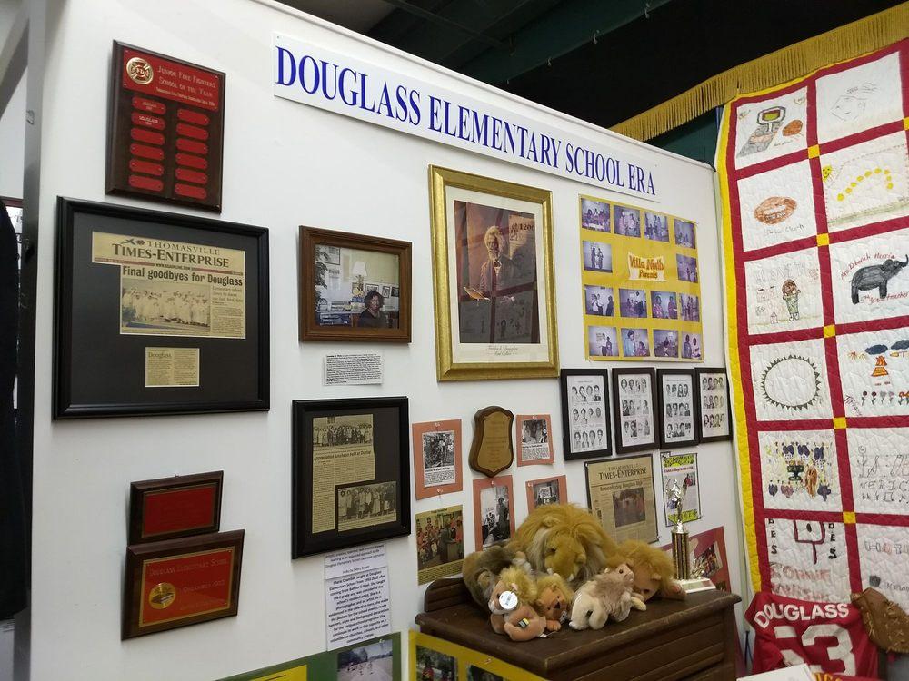 Jack Hadley Black History Museums: 214 Alexander St, Thomasville, GA