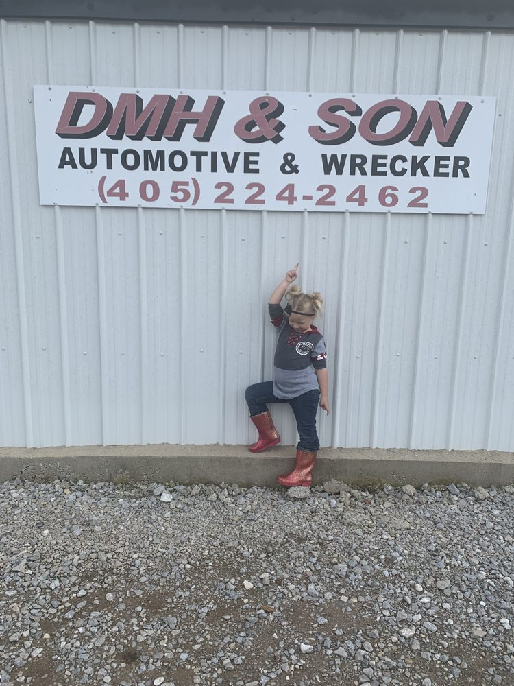 Dmh and Son Automotive and Wrecker: 1236 State Hwy 19, Chickasha, OK