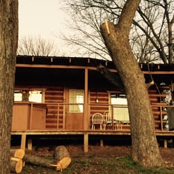 Genial Photo Of Red Top Cabins   Sulphur, OK, United States. Cabin 4