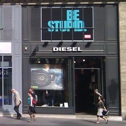 diesel paris boutique