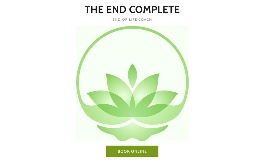 The End Complete: End-of-Life Doula Coach: Taos, NM
