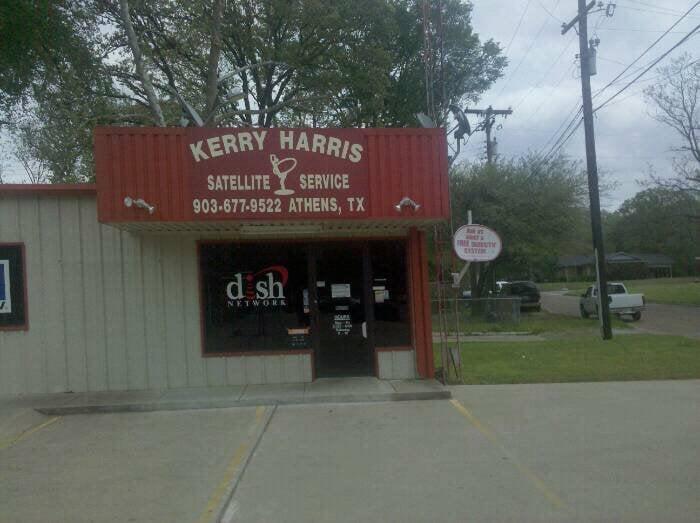 Kerry Harris Satellite: 103 Lacosta St, Athens, TX