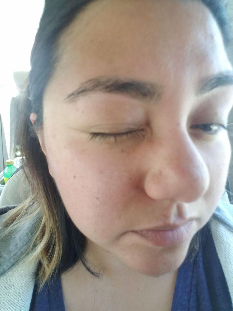 I Think They Did A Great Job Since My Brows Are Bushy Yelp