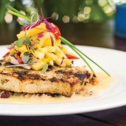 Photo Of Rumfish Grill Saint Pete Beach Fl United States Grilled