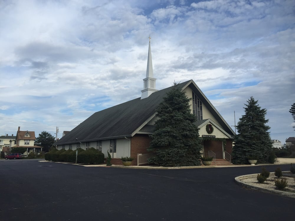 Holy Innocents Church: Marine, Beach Haven, NJ