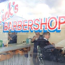 Rick'S Barber Shop >> Rick S Barbershop 17 Photos 162 Reviews Barbers 5349 Geary
