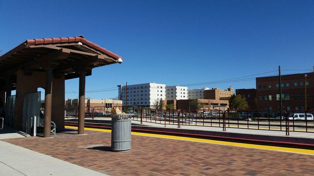 Downtown Albuquerque Railrunner Station