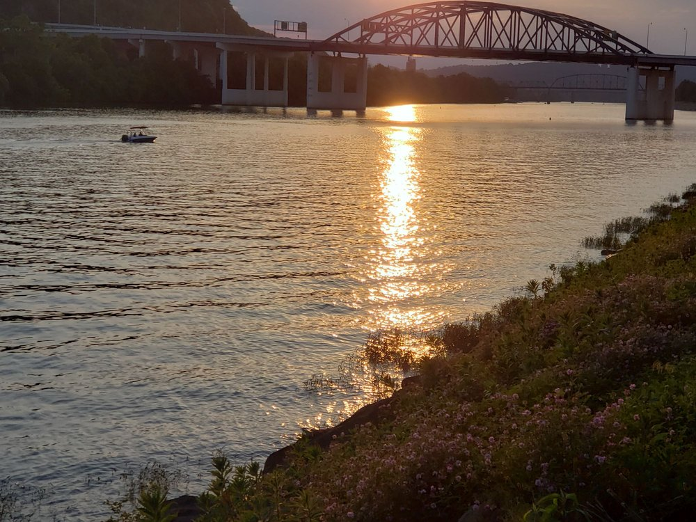 Haddad Riverfront Park: 700 Kanawha Blvd E, Charleston, WV