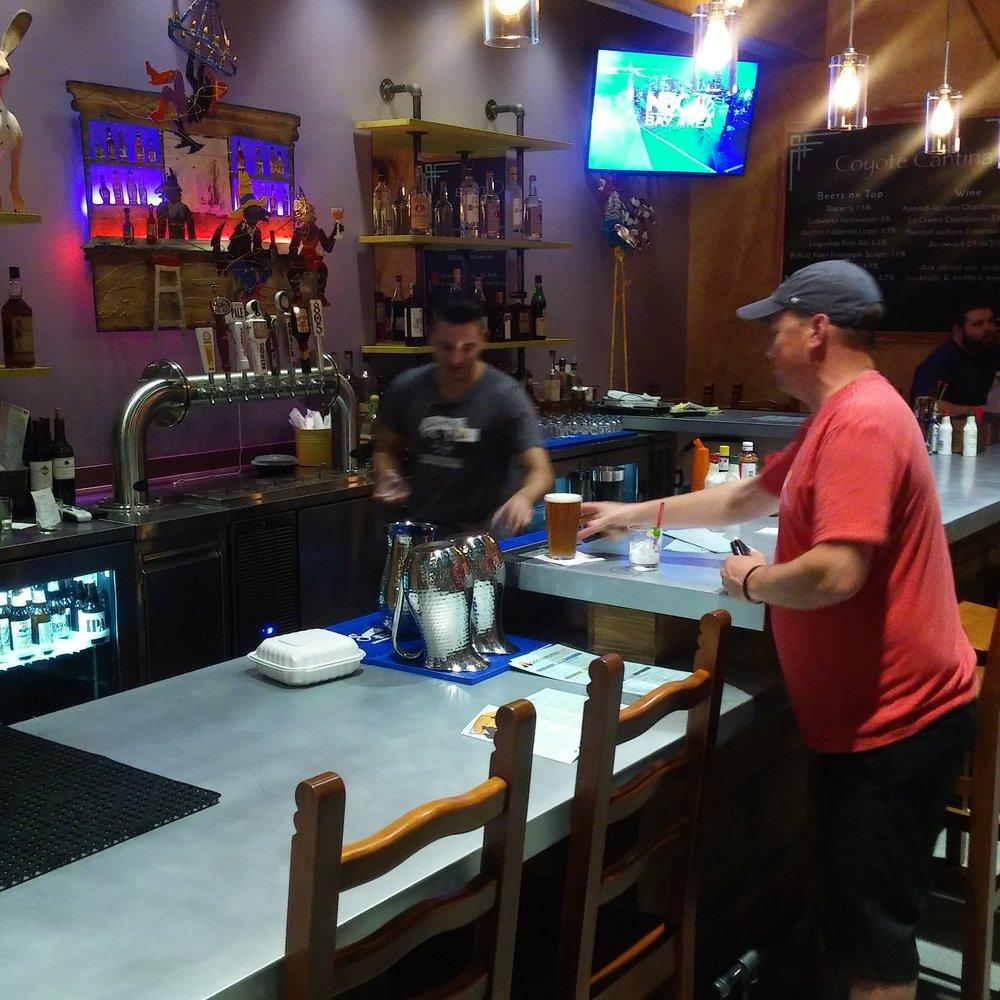 Dos Coyotes Border Cafe Concord Ca
