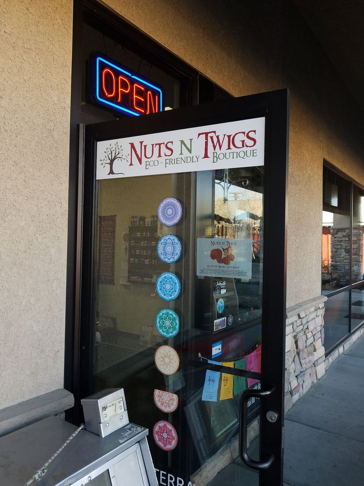 Nuts n Twigs: 905 N Main St, Bishop, CA