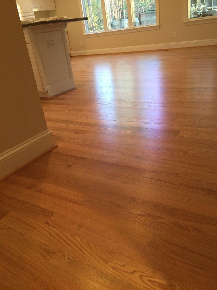 Complete Hardwood Floors: 890 Ashton, Pittsboro, NC