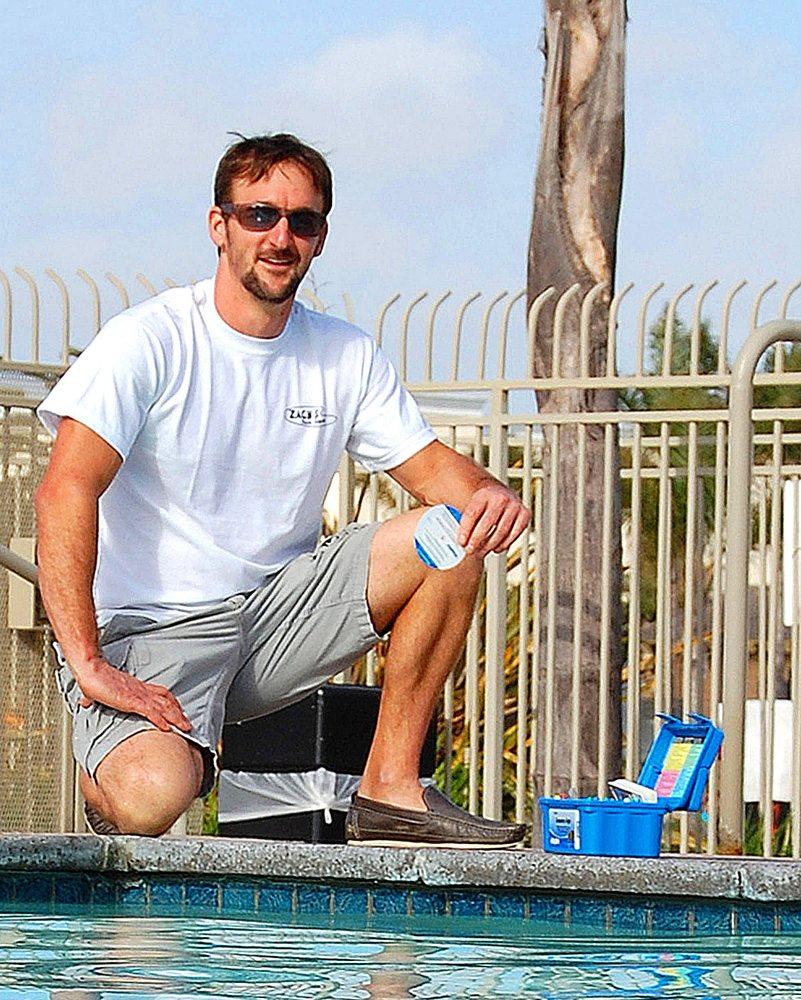 Zach's Pool Service