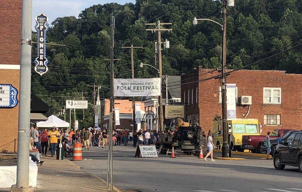 WV State Folk Festival: Glenville, WV