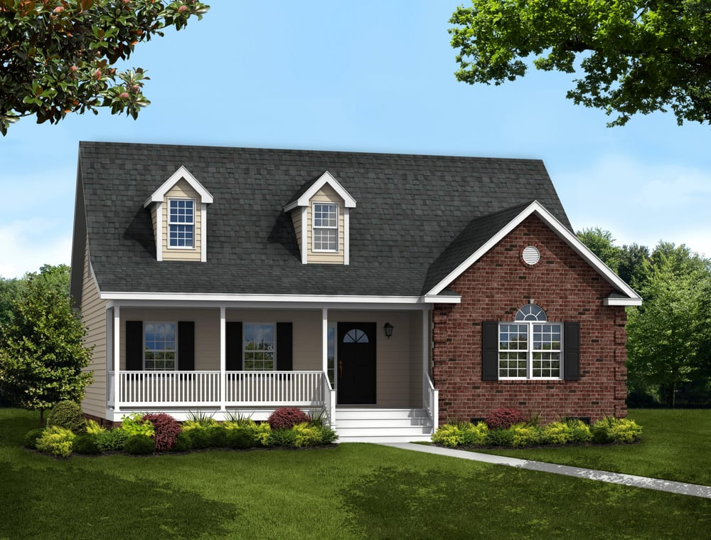 Photos for mitchell homes fredericksburg yelp for Md home builders