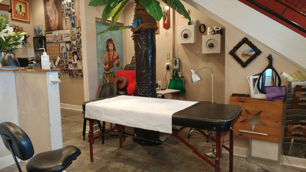 No Ka Oi Tiki Tattoo: 610 S 4th St, Philadelphia, PA