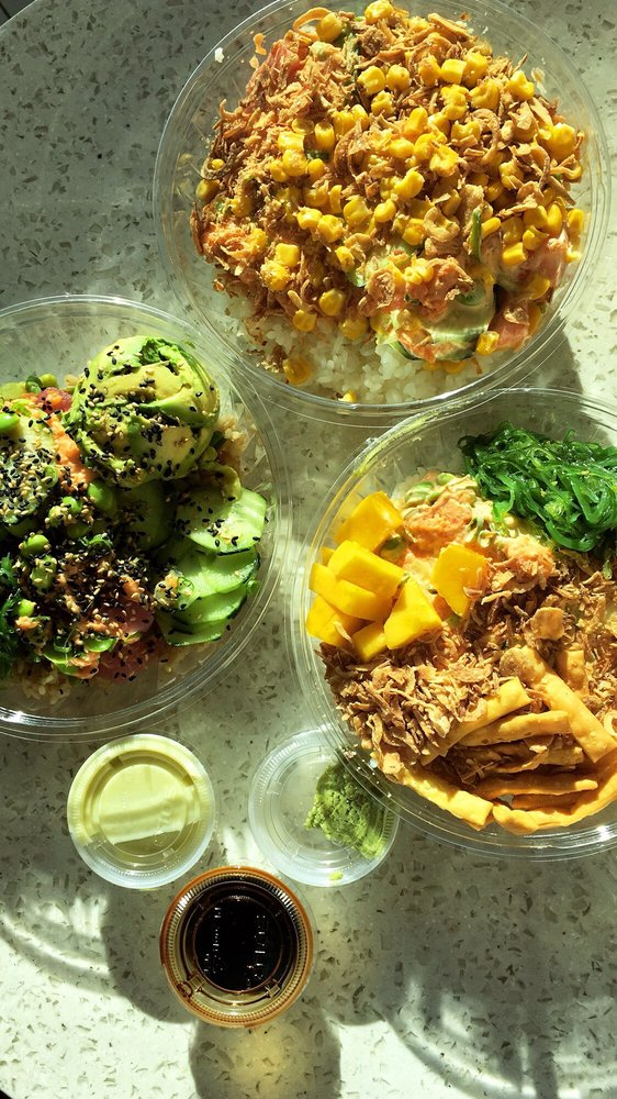 Food from Iron Poke