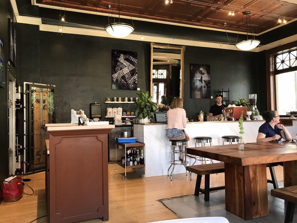 Lawless Coffee: 108 S Madison Ave, Sturgeon Bay, WI