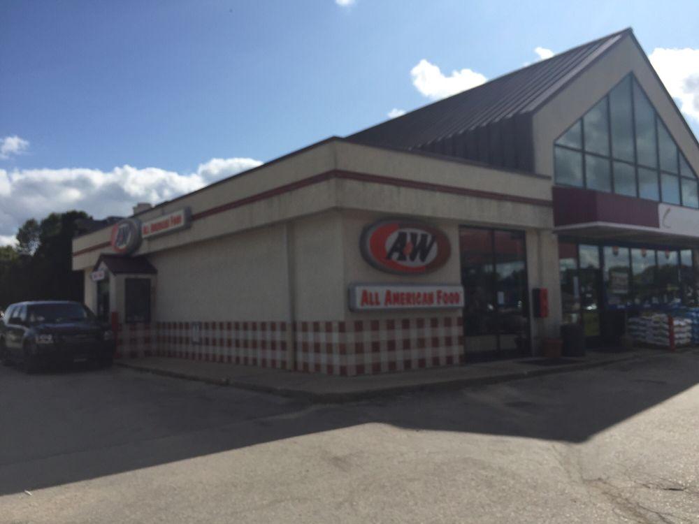 A&W Restaurant: 518 W 6th St, Saint Charles, MN