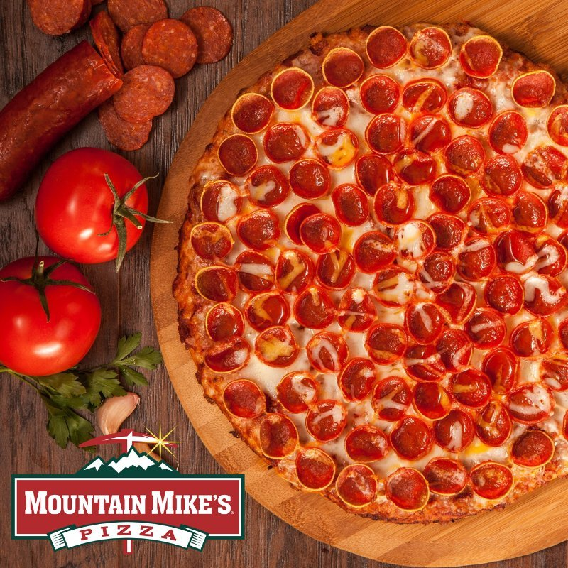 Social Spots from Mountain Mike's Pizza