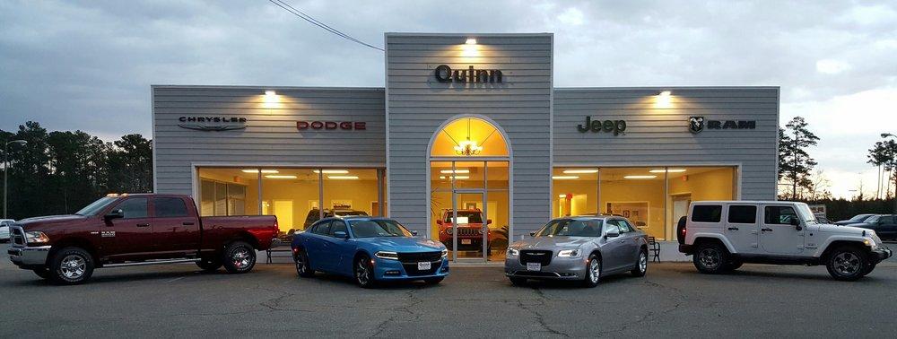 Quinn Motors Autohaus 6747 George Washington Memorial