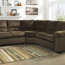 Photo Of Andrewu0027s Furniture   Roseville, CA, United States. Dailey  Chocolate Sectional