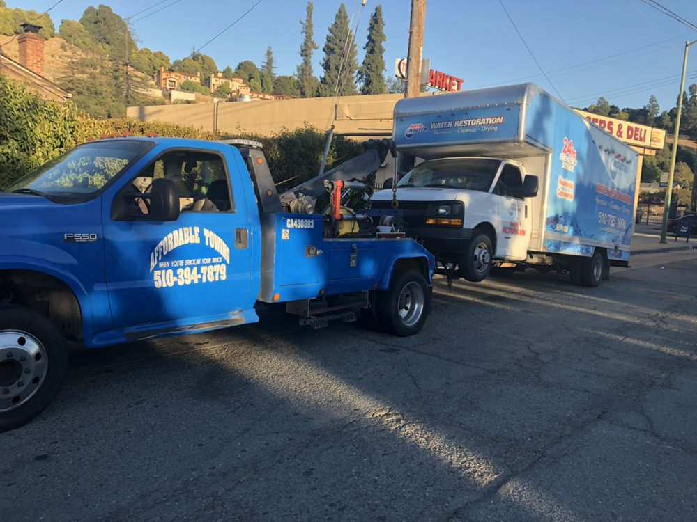 Affordable Towing: 6630 Macarthur Blvd, Oakland, CA