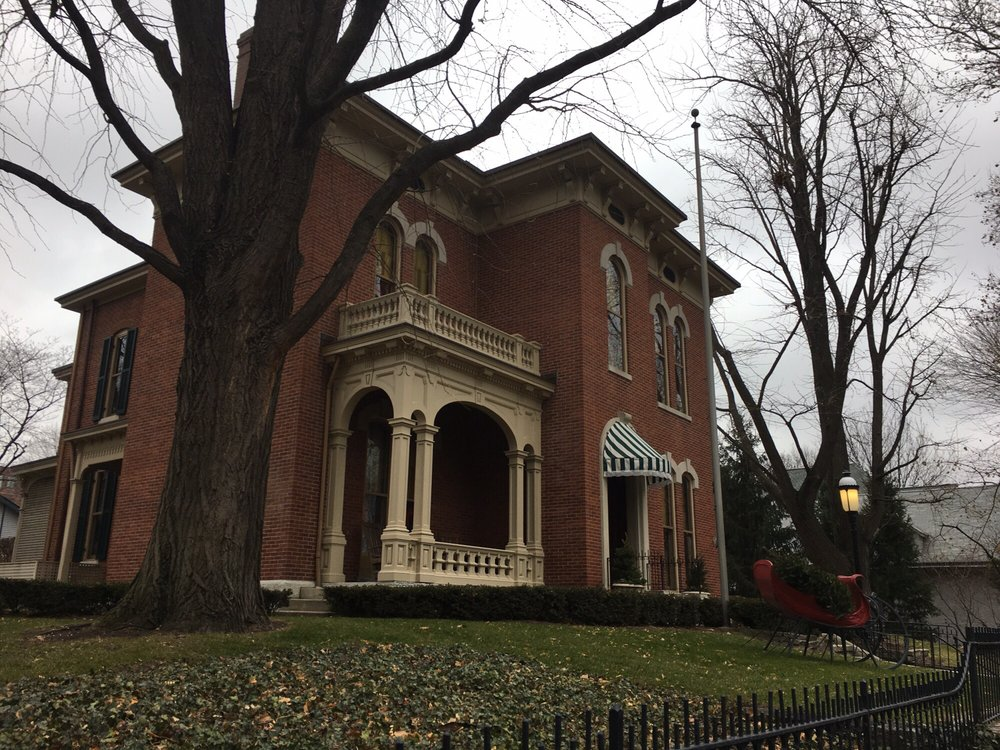 James Whitcomb Riley Museum Home