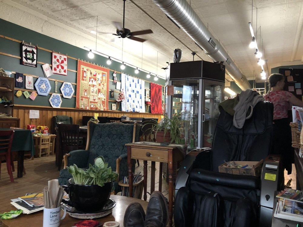 Timber Lane Coffee: 934 Wisconsin Ave, Boscobel, WI
