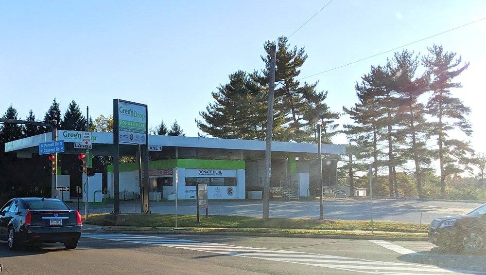 Green Drop: 298 Pennell Road, Aston, PA